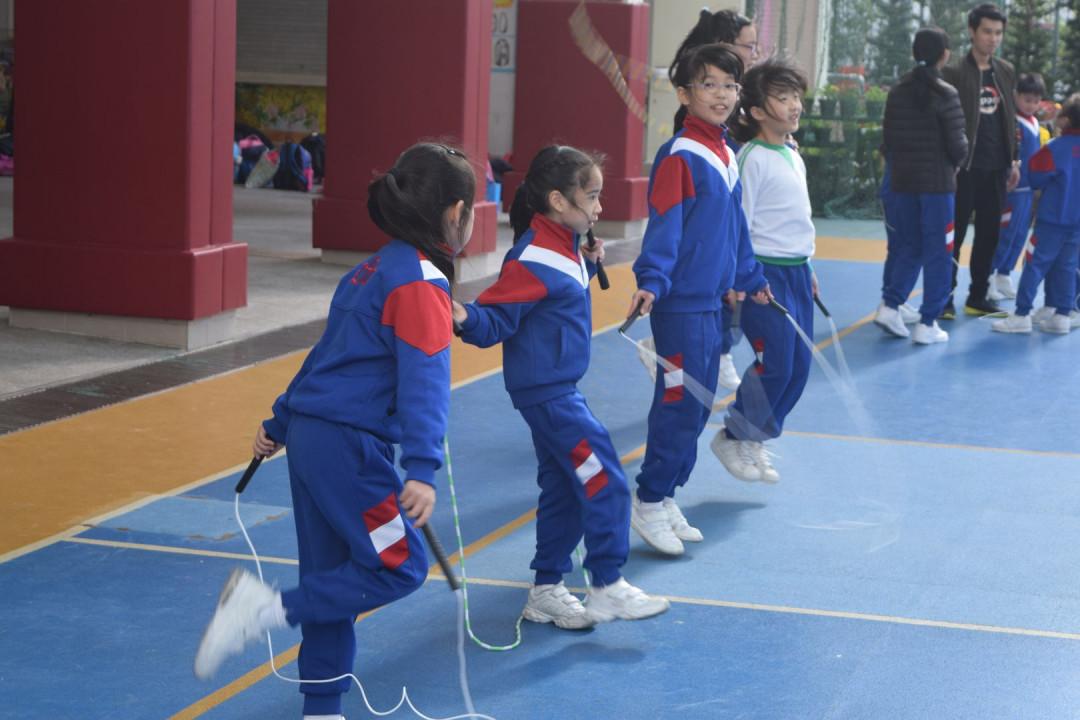 花式跳繩班