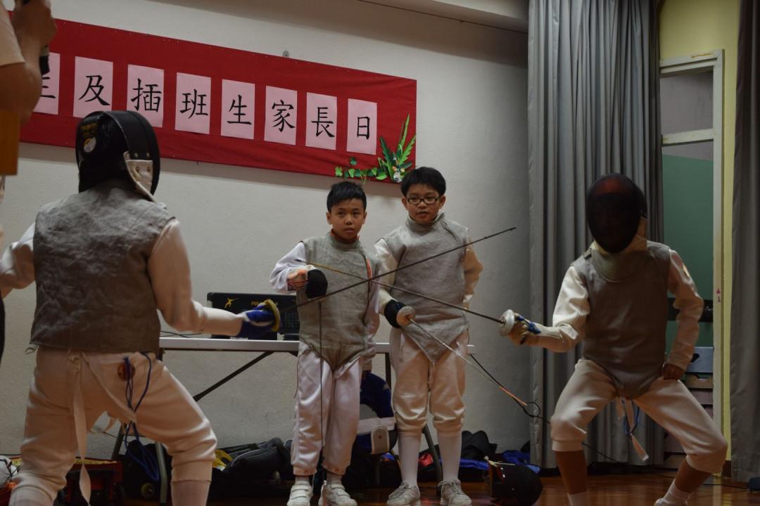 劍擊興趣班