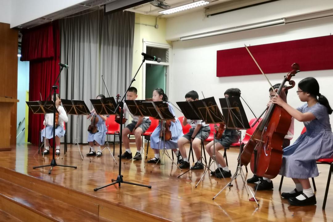 西樂班--弦樂