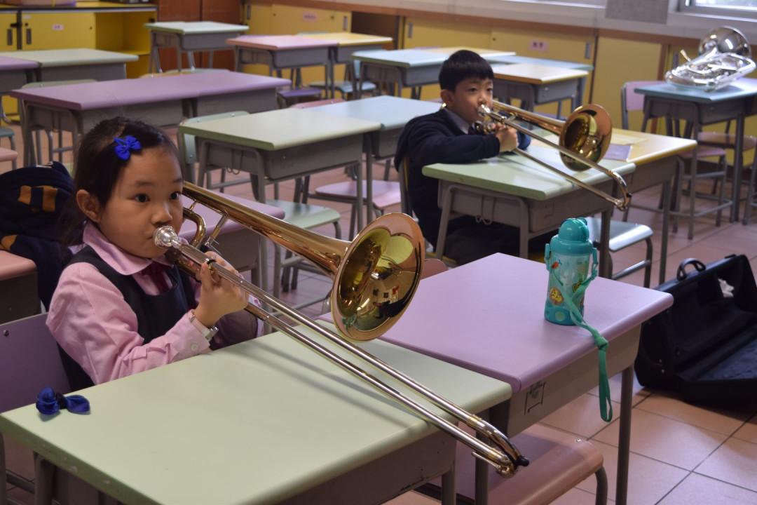 西樂班--管樂