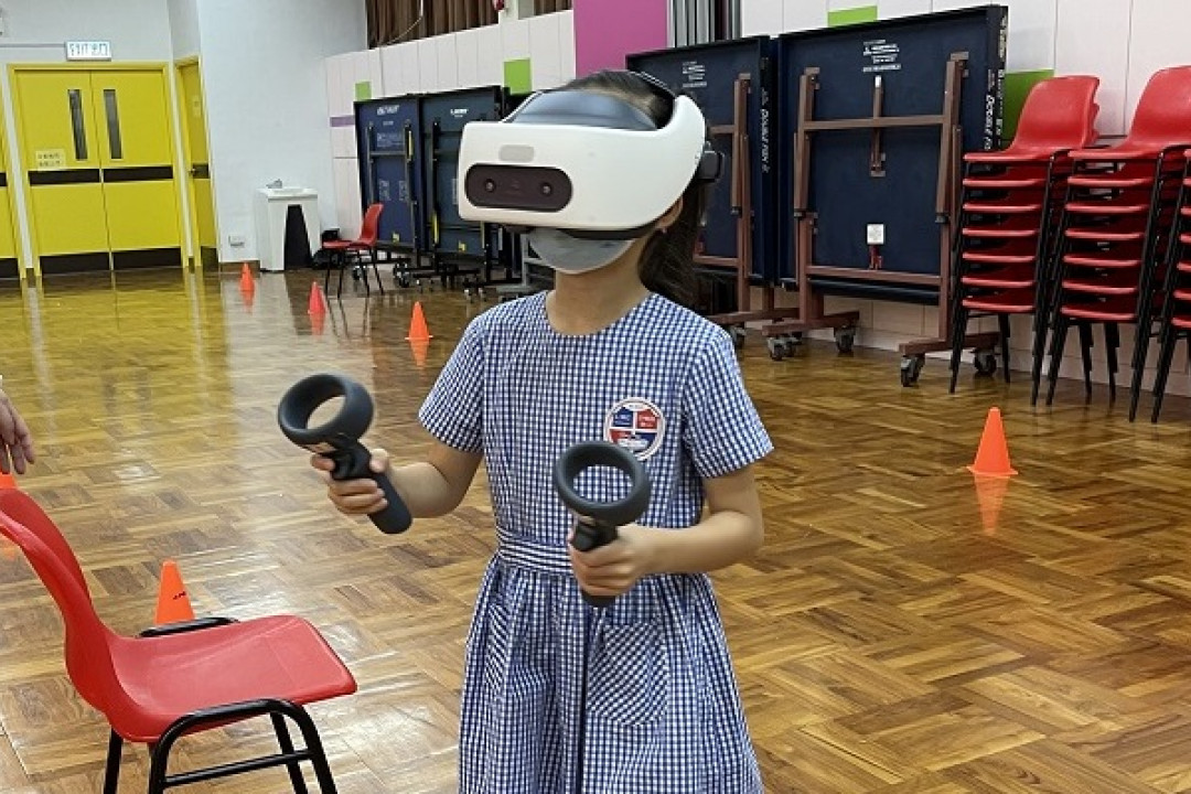 數學周活動-VR購物遊戲