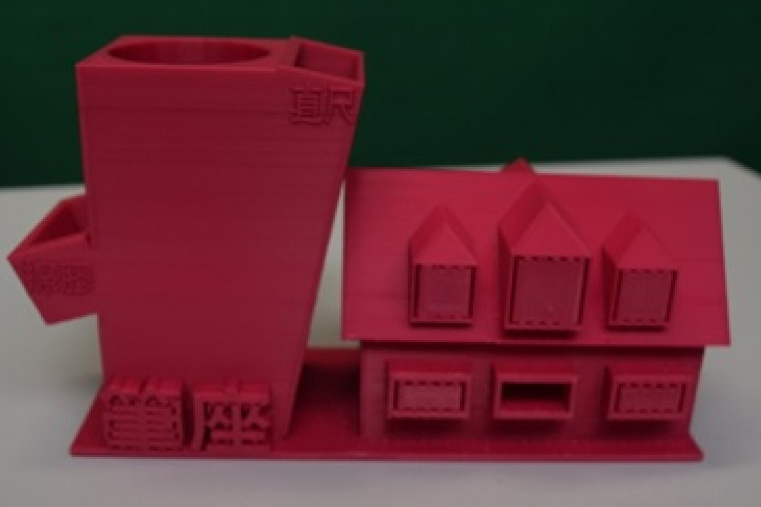 得獎作品 - 3D Printing